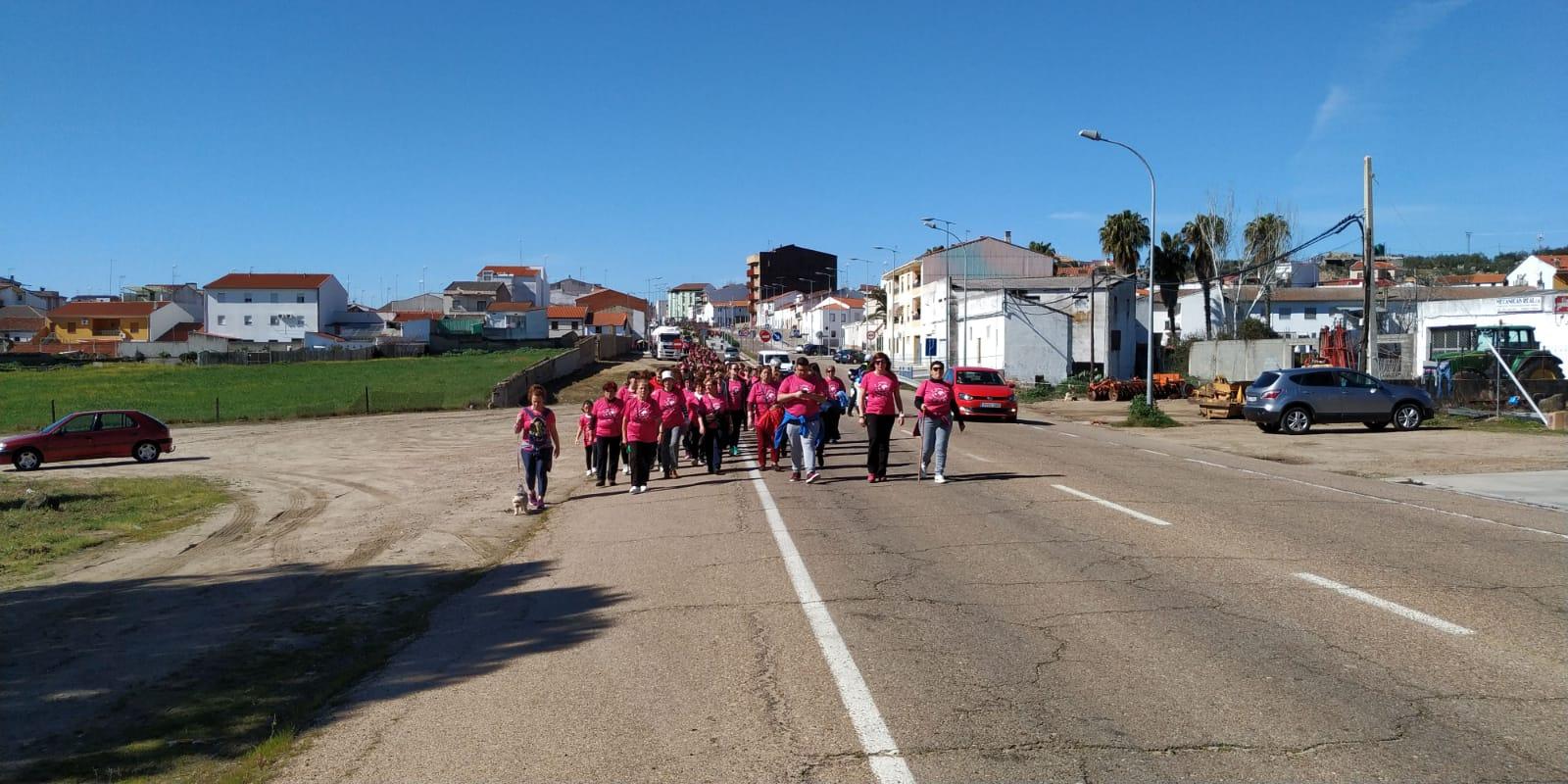 Actividades 8m - Miajadas Marcha Popular de la Mujer1