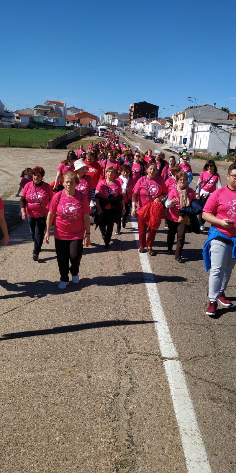 Actividades 8m - Miajadas Marcha Popular de la Mujer2