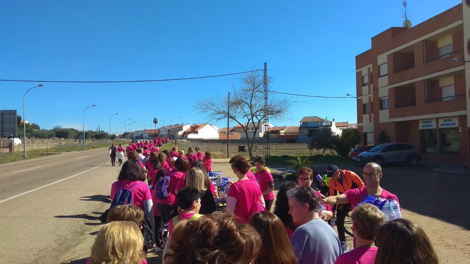 Actividades 8m - Miajadas Marcha Popular de la Mujer3