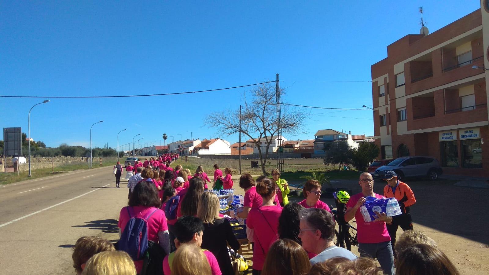 Actividades 8m - Miajadas Marcha Popular de la Mujer4