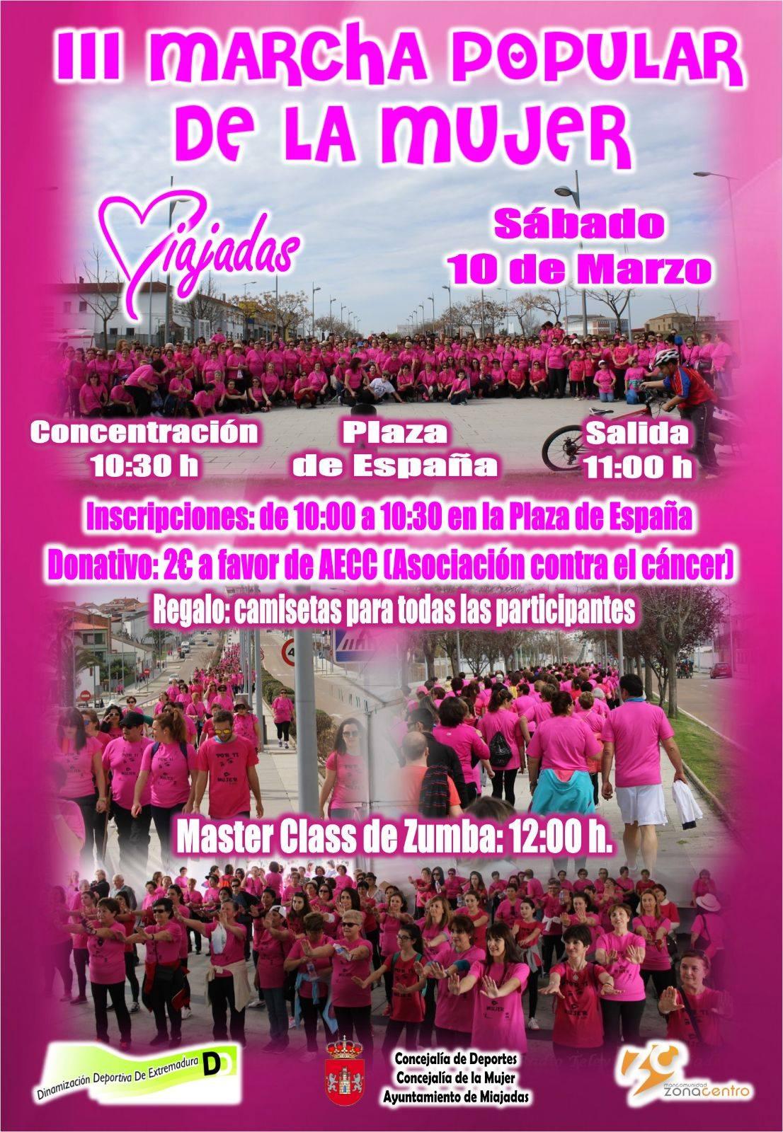 III Marcha Dia de la mujer _ 1