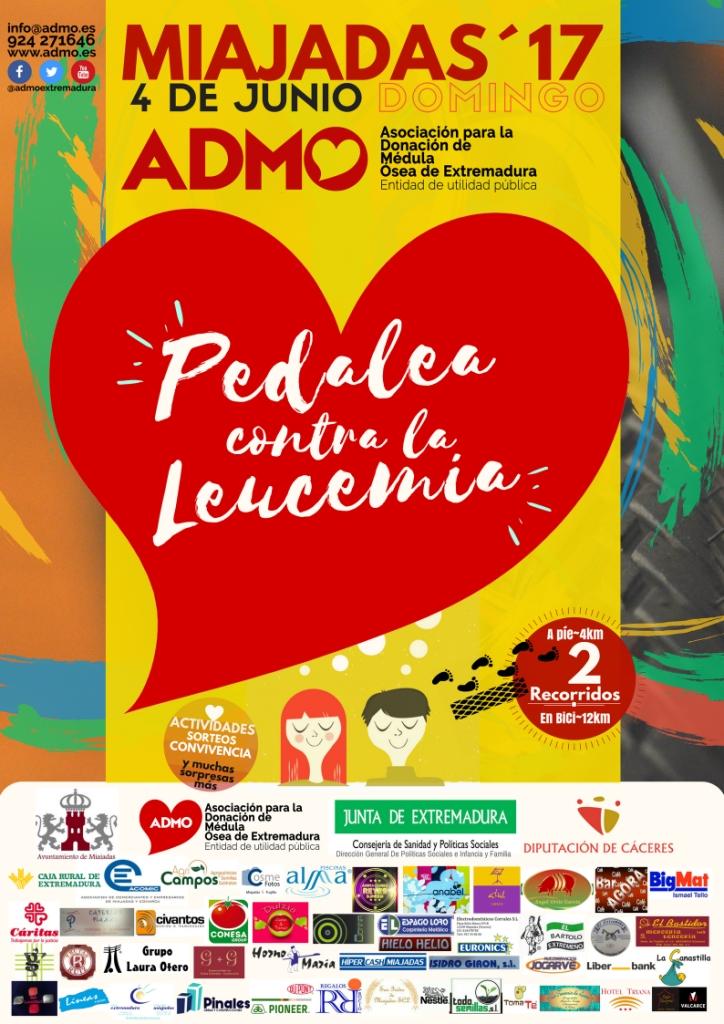 Miajadas 2017 Pedalea Leucemia (7)