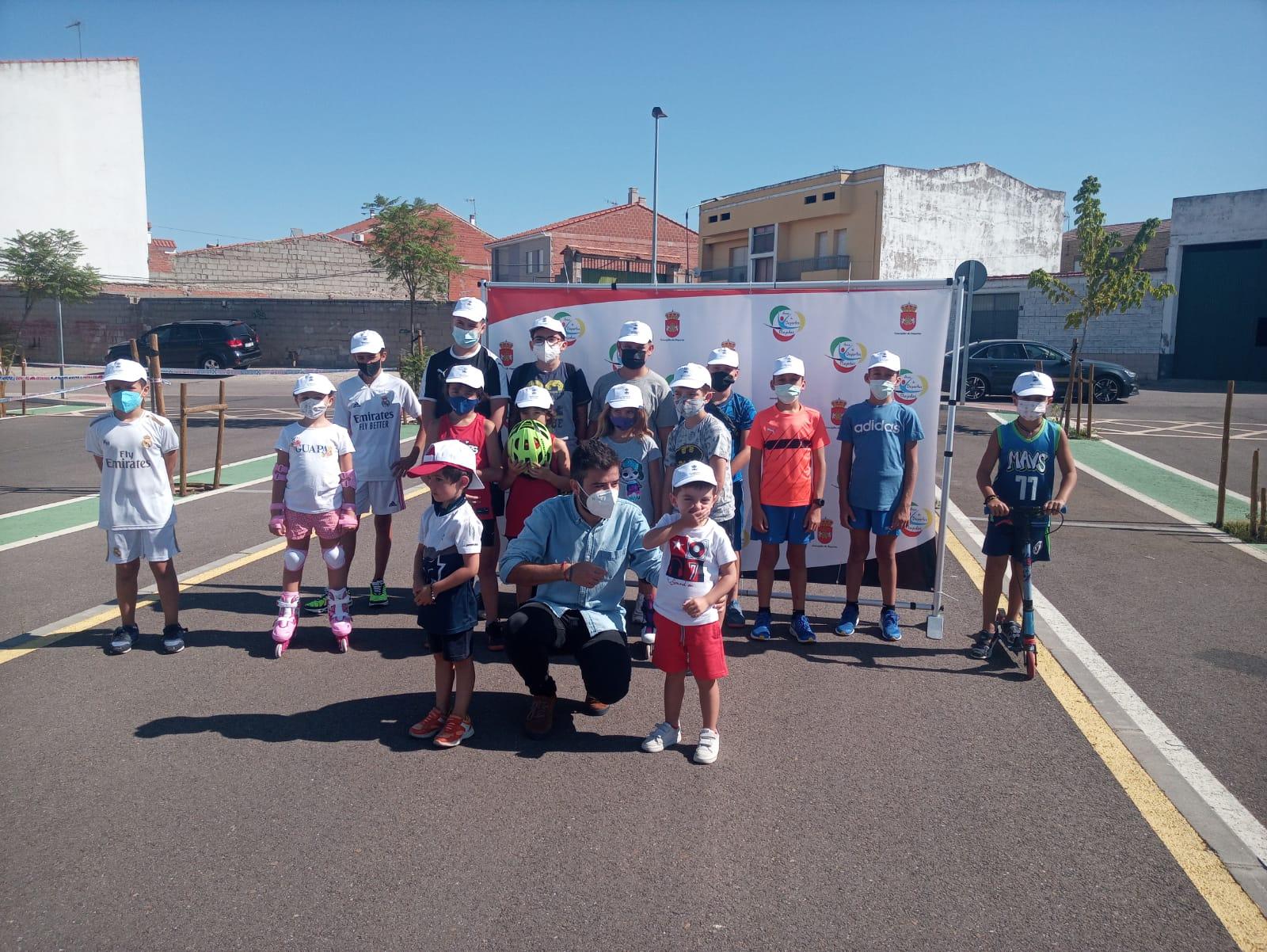 Miajadas Actividades deportivas verano 2021 (2)