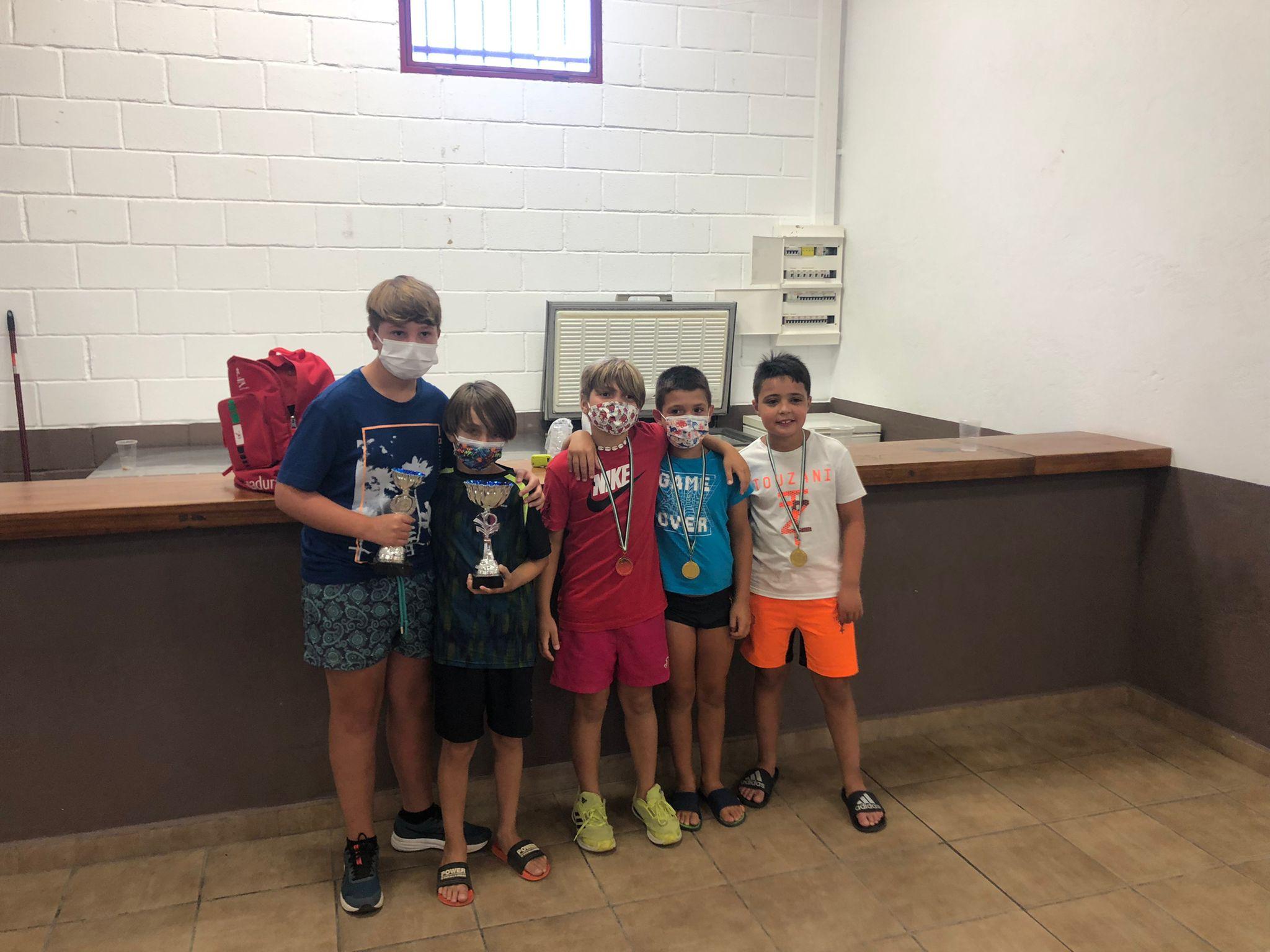 Torneo Infantil Tenis de Mesa Escurial