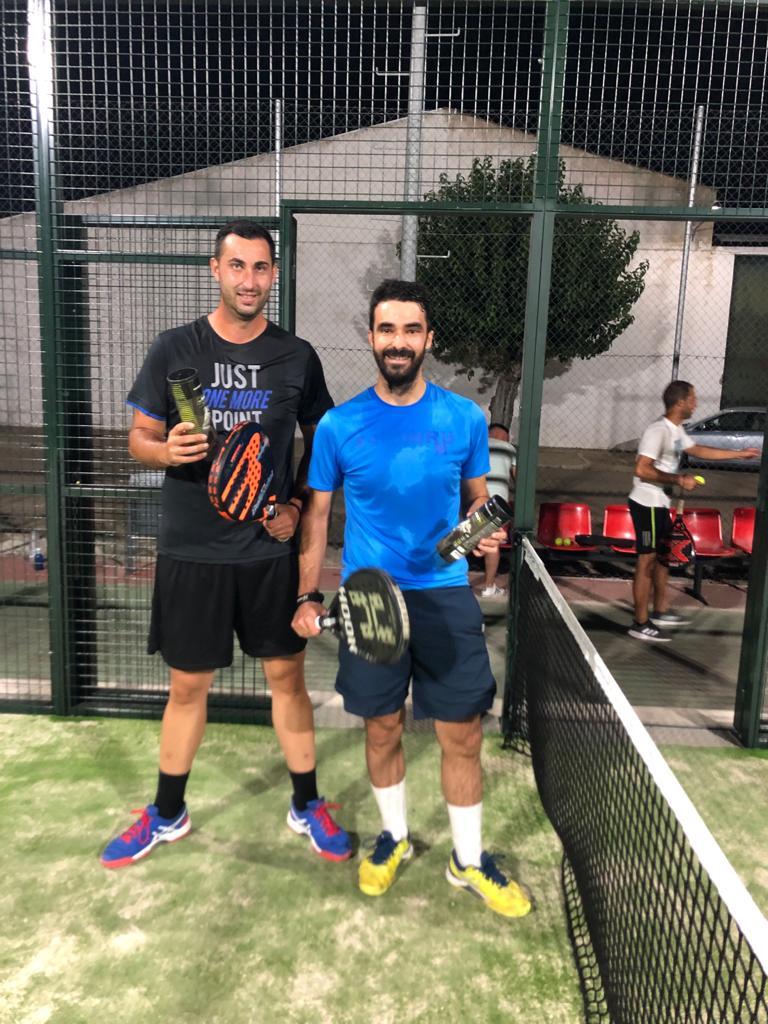 Torneo Padel Campo Lugar 2