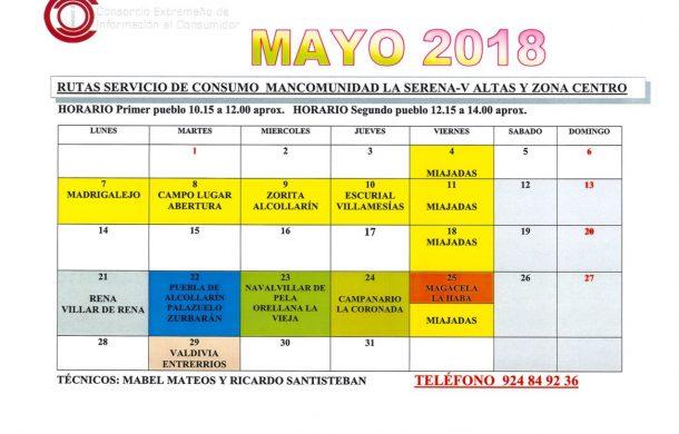 Otras noticias p gina 2 mancomunidad de municipios for Oficina consumo pontevedra